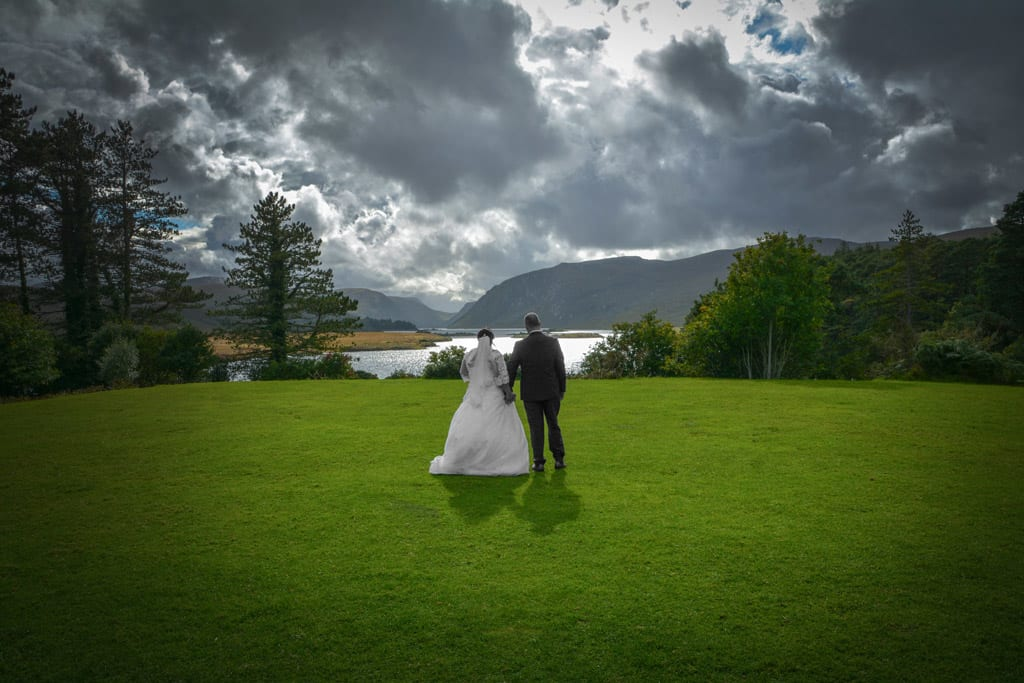 Wedding Photography at Glenveagh National Park