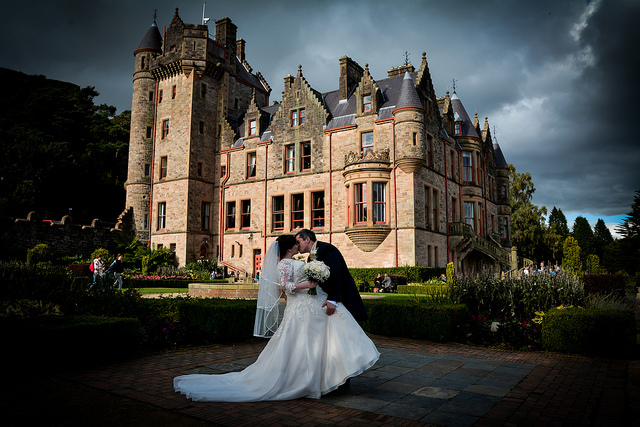 Belfast Castle Wedding Photographer